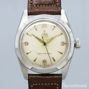 1950s Tudor Oyster Royal Small Rose Ref.7904 Manual Cal.1182 Antique 34mm