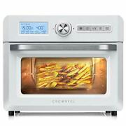 10-in-1 Countertop Toaster Oven Convection Roaster With Rotisserie And Dehydrator