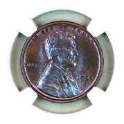 1923-s Ms65 Bn Ngc Lincoln Wheat Penny Superb Registry Quality Collection