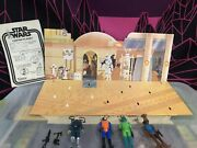 Complete Kenner Cantina Adventure Set W/ Blue Snaggletooth Good Condition