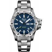 Authorized Dealer Ball Dm2276a-s2cj-be Engineer Hydrocarbon Submarine Watch