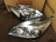 30 Prius Final Led Headlight Left And Right Sets Zvw30