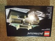 Lego Architecture Imperial Hotel 21017 New Sealed
