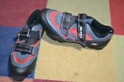 Axo Cycling Bicycling Clip Mountain Bike Shoes Mens Size 11.5 See Details
