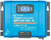 Victron Energy Smart Solar Mppt Charge Controller 150v 100a Bluetooth Built-in