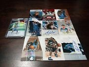 100 Rare Timberwolves Auto D Relic Sp Rc Lot Kevin Garnett Karl Anthony Towns