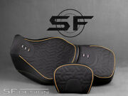 Harley Davidson Electra Street Glide Road King Exclusive Seat Cover Sf-design