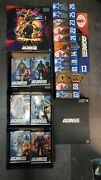 Gi Joe Classified Series Collection With Store Display Snake Eyes, Viper, Etc