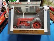 Speccast 116 International Harvester Farmall 400 Gas Wide Front Tractor 🚜 Nice
