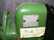 Wico Model X909 Magneto Jd 2 Cyl Flange Mount Reconditioned
