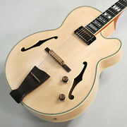 Ibanez Pm200 Nt Pat Metheny Guitar From Japan Qms820
