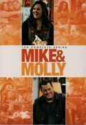 Mike And Molly The Complete Series 18 Dvd Box Set New Free Shipping