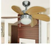 Year Round Hardware House 306 Blade Monterey Ceiling Fan With A Pull Chain