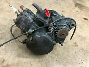 1985 Yamaha Yz80 Engine Replacement Motorcycle Part Normal Wear