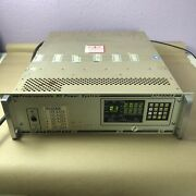 Elgar At8000a At8a-12-04-02-02-2236 Rackmount Programmable Dc Power Supply A