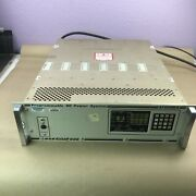 Elgar At8000a At8a-12-04-02-02-3059 Rackmount Programmable Dc Power Supply C