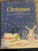 First Edition - Christmas - A Story By Eleanor Roosevelt - Fritz Kredel - 1940 -
