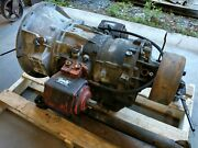 Allison 1000 Rds 6 Speed Transmission With Dual Chelsea Pto