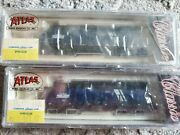 Atlas N Scale Locomotive 46505 And 46506