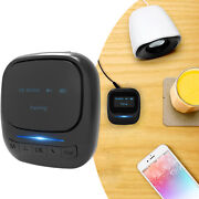 Portable Bluetooth Transmitter Receiver Pair 2 Devices At Once For Tv Car