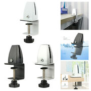 Office Table Partition Bracket Pins Clamp Shelf Cubicle Clips Hardware