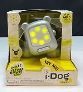 Hasbro Idog Pup White/silver New In Package 2006