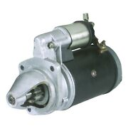 New Starter Fits Massey Ferguson With Perkins Engines 17645 17645