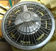 Vintage Chevrolet 14 Spinner Hubcap 3 Bar 1960and039s