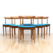 Mid Century Dining Chairs By Greaves And Thomas Of London