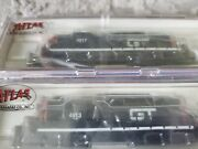 Atlas N Scale Locomotive 48407 And 48408