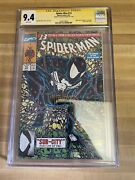 Spiderman 13 Cgc 9.4 Signed By Todd Mcfarlane