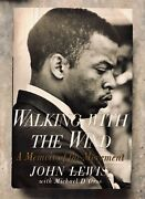Walking With The Wind John Lewis First Edition 1st Print 1st/1st Hardcover
