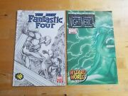 Wizard World Marvel Hulk Night Merica Issue 1 And The New Fantastic Four 546