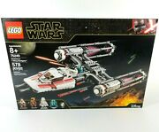New Lego Star Wars 75249 Resistance Y Wing Starfighter Building Kit 578 Pieces