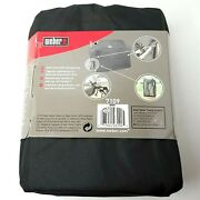 Weber 7109 Grill Cover For Summit 600-series Gas Grills Black