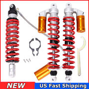 Front And Rear Air Shocks Absorbers For Yamaha Raptor Yfm 660r 700 700r 2001-2017