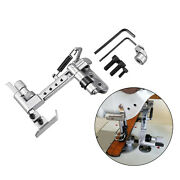 Suspended Edge Guide With Adaptor Bracket For Pfaff 1526 Sewing Machines