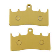 Front Brake Pads For Cars Suzuki 2001-2002 Gsxr 1000 Year K1 / K2 Applicable