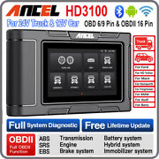 Heavy Duty Truck Scanner Srs Hd Diesel Full Systems Diagnostic For Ford Volvo