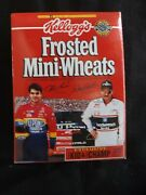 Nascar Dale Earnhardt Sr And Jeff Gordon The Kid And The Champ Kelloggs 1/64 Cars
