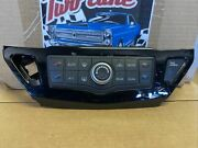 2013-2019 Nissan Pathfinder Ac Heater Climate Control Temperature Oem Missing Pa