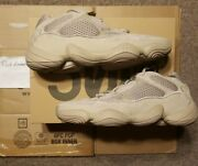 Adidas Yeezy Boost 500 Taupe Light Size 8us Mens Deadstock Never Worn