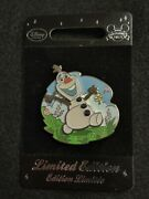 Disney Pin Frozen Olaf Summer Time Disney Store Uk Limited Edition Le Pin 107637