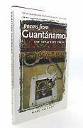 Marc Falkoff Poems From Guantanamo The Detainees Speak 1st Edition 1st Printing