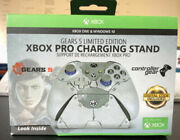 Xbox One X Gears 5 Microsoft Controller Pro Charger And Stand
