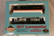 Ch Proto 2000 Life-like 30145 Dandrgw Sd7 5304 Dcc Ready Ho Scale