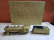 Ho Scale Brass Sunset Models Southern Pacific D-1. 2-10-0.