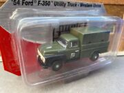 Cwm/ Walthers Scenemaster Ho Scale 1/87 Ho 54 Ford Utility Truck Western Union