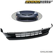 Front Lower Bumper Grille Replacement Black Fit For 2012-2015 Toyota Prius Us