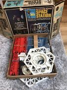 Mattel Toy Major Matt Mason No.6308 Boxed And Complete Space Station Set Very Rare